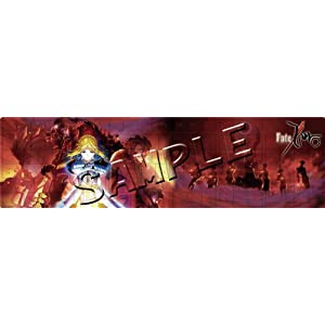 Fate/Zero キーボード 第四次聖杯戦争
