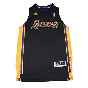 NBA Los Angeles Lakers Youth Jersey Top with Embroidered Logo by NBA