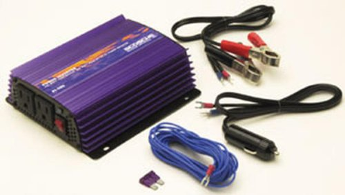 Scosche PI350 350/700 Watt Power Inverter