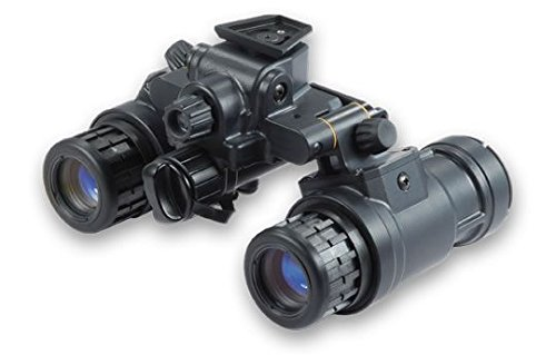 Eotech Bnvd Binocular Night Vision Device,Non-Contact,Filmed W/ Wilcox Mount Bng-001-A6