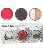 Paul and Joe Beaute Eye Color and Lip Balm Set 3 piece