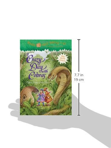 A Crazy Day with Cobras (Magic Tree House)