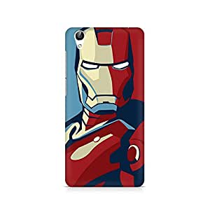 TAZindia Printed Hard Back Case Cover For Vivo Y51L