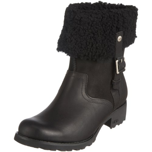 Womens UGG Australia Bellvue II Boot Black 9