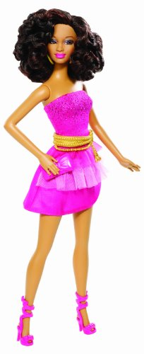 Barbie So In Style S.I.S Trichelle Doll front-937002