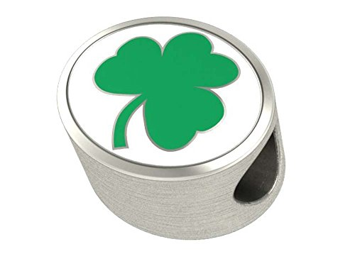 Notre Dame Fighting Irish Enameled Charms Fit Most European Style Charm Bracelets