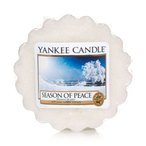 Yankee Candle Season Of Peace Wax Tart