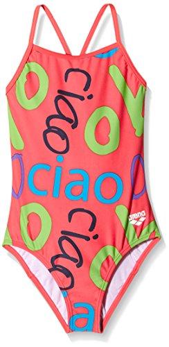 Arena Ciao - Costume da bagno da ragazza, Multicolore (Multi-Colour/Multi-Colour), 12 - 13 anni