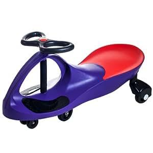 Lil Rider Lil Rider Wiggle Car Ride On, Purple