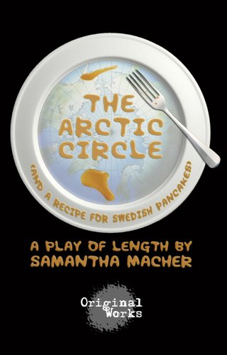 Samantha Macher - The Arctic Circle (and a recipe for Swedish pancakes)
