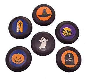 WeGlow International Halloween Mini Flying Disc, 48-Pieces at Sears.com