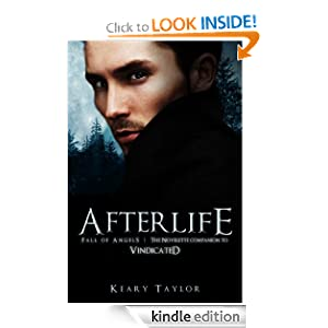 Afterlife: a Fall of Angels novelette Keary Taylor