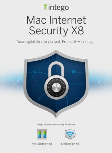 Intego Mac Internet Security X8 [Download] image