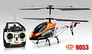 Double Horse 9053 Volitation Radio Remote Control Helicopter Indoor & Outdoor