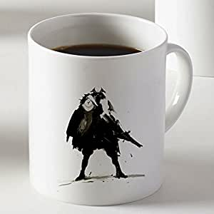 Destiny Video Game Mug Two Sides Coffee Cups