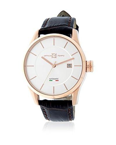 Officina del Tempo Reloj de cuarzo Man Style 8215 Minimal 42 mm