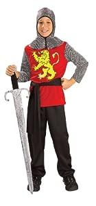 R881096 (8-10) Medieval Knight Child