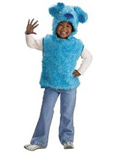 Blue'S Clues Vest, 1-2 front-1045567