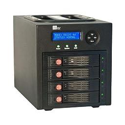 CRU Dataport CRU RTX RTX430-3QR DAS Array - RAID Supported - 4 x Total Bays - USB 3.0 35460-3130-0100