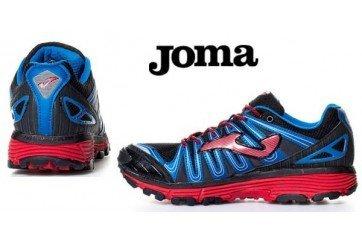 Joma - Chaussures Trail TK TREK Noir Taille - 44