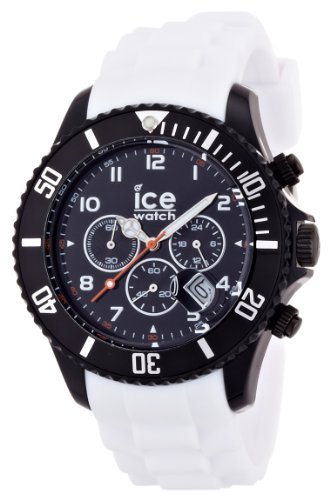 Ice-Watch Armbanduhr ice-Chrono Big Schwarz - weiß CH.BW.B.S.10