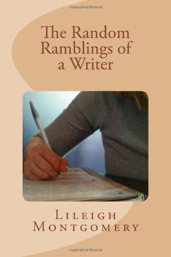 The Random Ramblings of a Writer