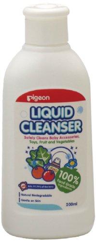 Pigeon Baby Liquid Cleanser 100% Food Grade Ingredients 200 Ml front-964131