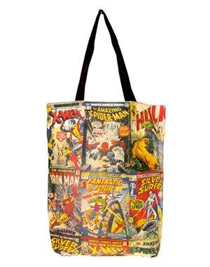 Marvel Retro Tote Bag