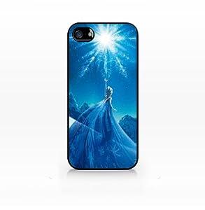Amazon.com: Elsa, Snow Queen, Disney Frozen-iPhone 4 case, iPhone 4s