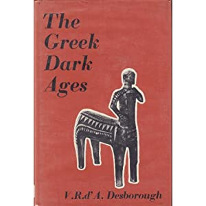 The Greek Dark Ages cover image