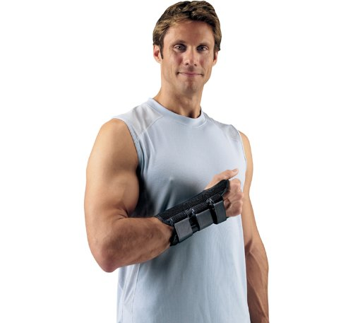 DonJoy ComfortFORM Wrist Support Brace, Left Hand, Large