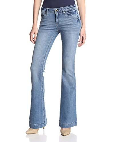 DL1961 Women's Joy Kick Flare Jean