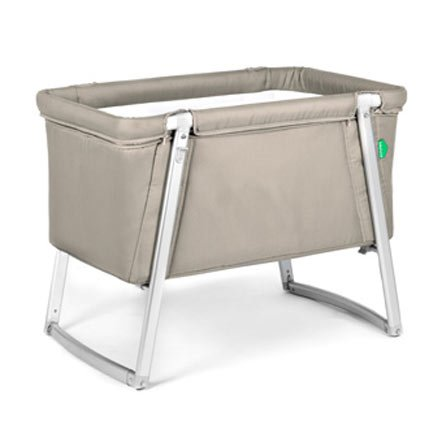 Read About Baby Home Dream Portable Cot, Sand