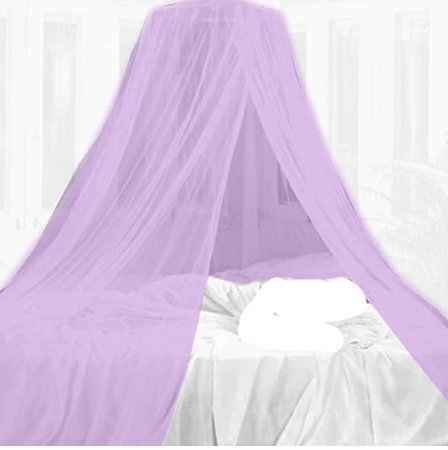 single-entry-mosquito-net-romantic-bed-canopy-fly-midges-insect-protection