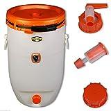 Contenitore per bevande SPEIDEL - Fermentatore 120 L rotondo + 1 airlock + 1 rubinetto + 1 tappo (22150+137+139+140)