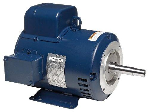 Marathon Electric / Regal Beloit - 213Tcdw7027 - Close-Coupled Pump Motor5 Hp, 1730 Rpm