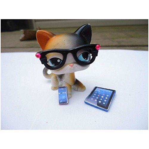 littlest-pet-shop-accessories-glasses-tablet-phone-lps-not-included-by-unbranded