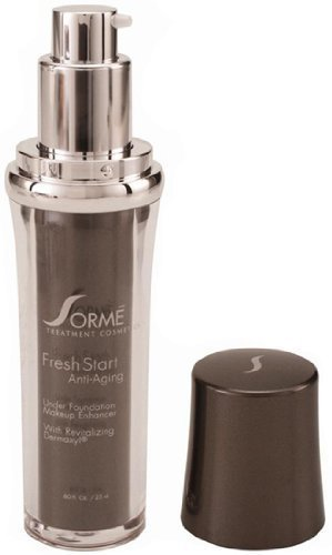 Sorme Cosmetics Fresh Start Anti Aging Foundation, 0.8 Ounce