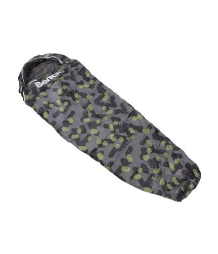bench hex mummy sleeping bag