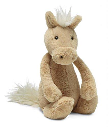 """Jellycat® Bashful Palomino Pony, Medium - 12"""" front-740056"""