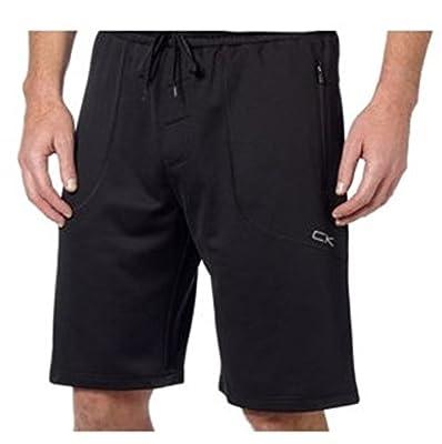 Men's Performance Shorts-Black Zipper Pockets