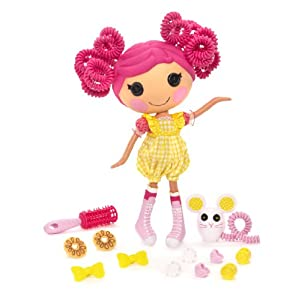 Lalaloopsy Silly Hair Doll -Crumbs Sugar Cookie