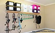 DIY Rhino Shelf Garage Shelves (12 Foot Length) – Full 33.5