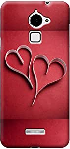 Fashionury Printed Back Case Cover For Coolpad Note3 Lite -Print19192