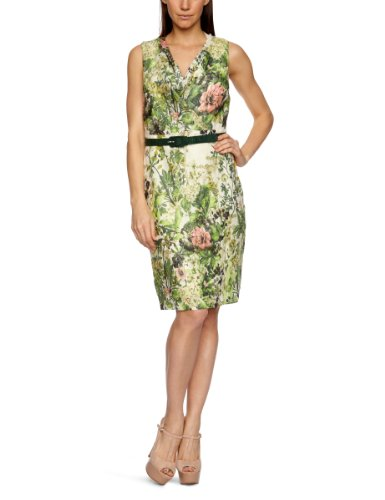 Eva Franco Kinsey Sleeveless Women's Dress English Ivy 8