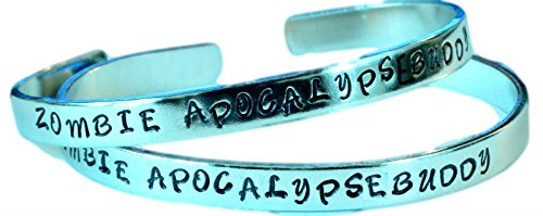 Zombie Apocalypse Buddy Bangle