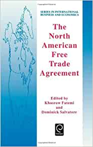 north american free trade agreement economics essay Home / trade agreements / free trade agreements north american free trade agreement (nafta) the united states commenced bilateral trade negotiations with canada more than 30 years ago, resulting in the us-canada free trade agreement, which entered into force on january 1, 1989.