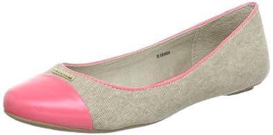 Esprit R10400, Ballerines femme - Rose (Acid Pink 673), 39 EU