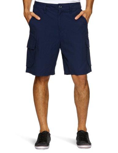 Quiksilver Floodback Cargo Men's Shorts Navy W36IN