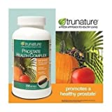 Trunature Prostate Health Complex Saw Palmetto with Zinc, Lycopene & Pumpkin Seed Extra Strength - 250 Softgels (Pack of 1)